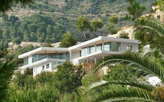House for sale in the Sierra de Altea Golf