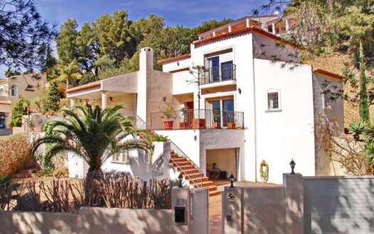 espectacular chalet cerca del golf de altea