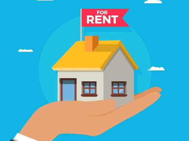 fondo concepto casa alquiler 23 2147779979