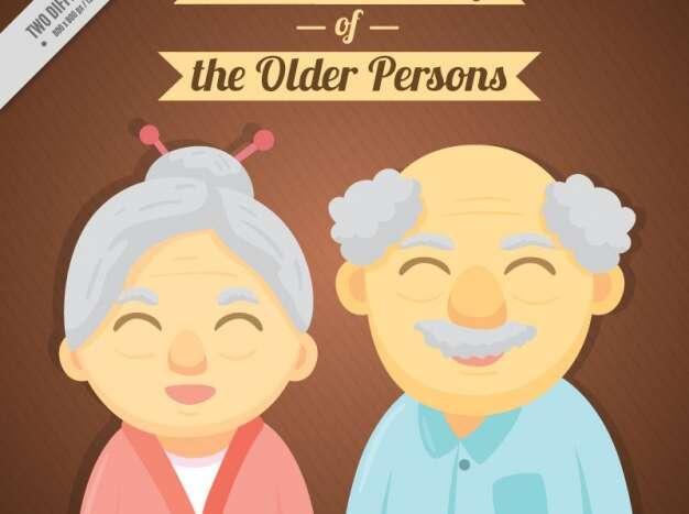fondo pareja personas mayores sonriendo 23 2147569440