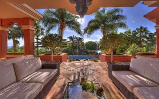 increible mansion en altea hills
