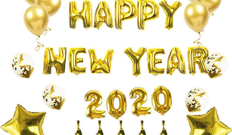 cyuan feliz a o nuevo 2020 globos con letras de l mina de oro decoraci n.jpg q50