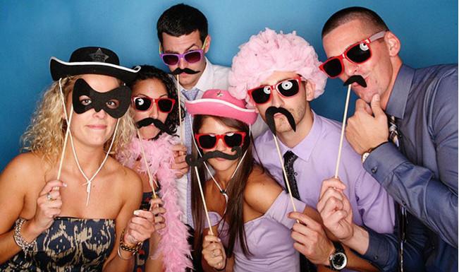accesorios divertidos para fiestas fotos