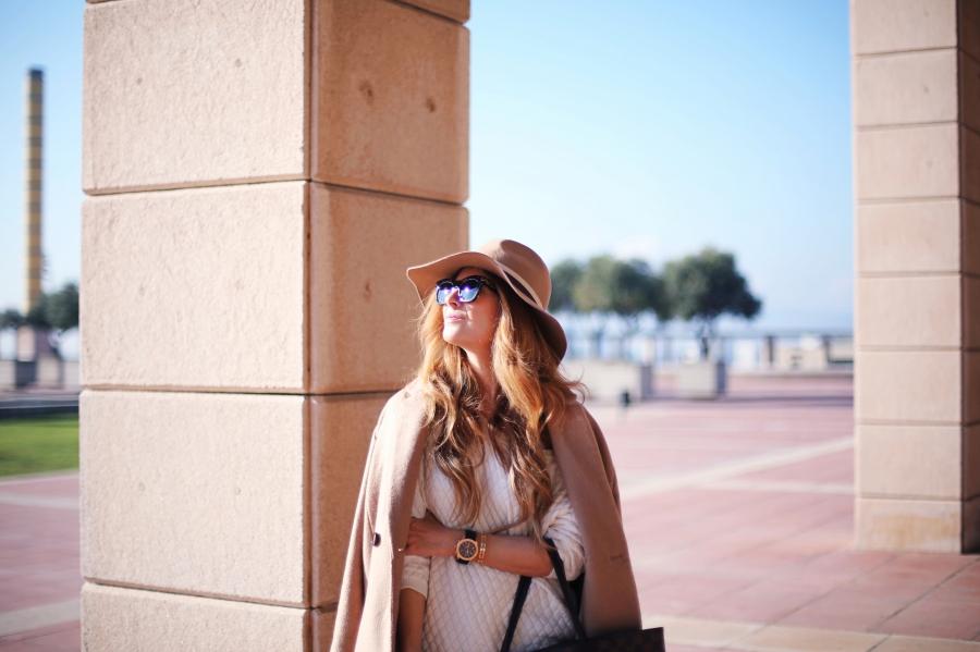 a trendy life barcelona pitillos shoes look masculino bolso louis vuitton abrigo camel casual outfit look para hacer turismo look sencillo streetstylegi7a6938