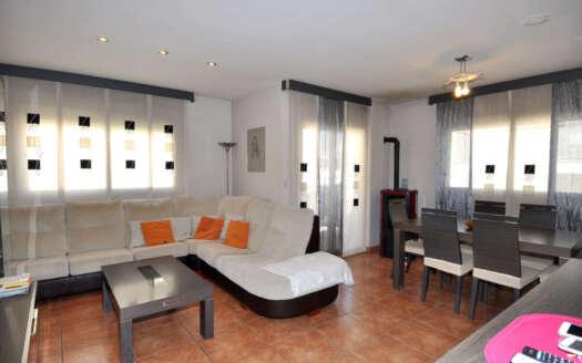 apartamento de 3 dormitorios en el centro