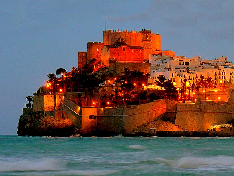 castillos castellon