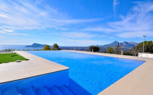 Villa de lujo en Sierra de Altea