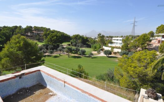 Brand new house in the Golf de Altea