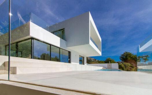 Casa nueva cerca del golf de Altea