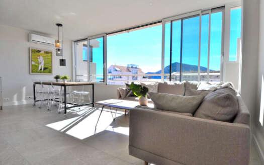 Venta apartamento con vista al mar en Altea
