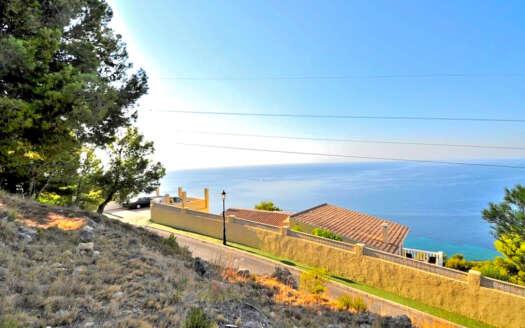 Parcela en Altea Hills vistas mar