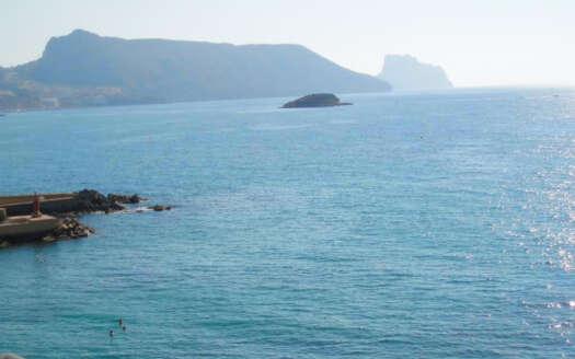 Venta ático en Cap Negret Altea